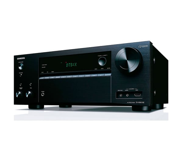ONKYO TX-NR676E NEGRO RECEPTOR A/V DE RED DE 7.2 CANALES COMPATIBLE DOLBY ATMOS 4K HDR DOLBY VISON 165W POR CANAL