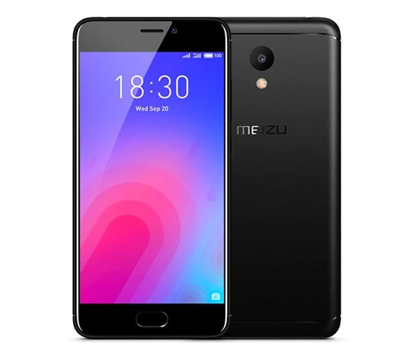 MEIZU M6 NEGRO MÓVIL 4G DUAL SIM 5.2'' IPS HD/8CORE/32GB/3GB RAM/13MP/8MP