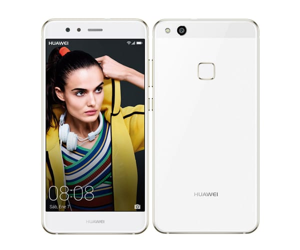 HUAWEI P10 LITE BLANCO MÓVIL 4G DUAL SIM 5.2'' IPS FHD/8CORE/32GB/3GB RAM/12MP/8MP