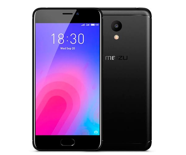 MEIZU M6 NEGRO MÓVIL 4G DUAL SIM 5.2'' IPS HD/8CORE/16GB/2GB RAM/13MP/8MP