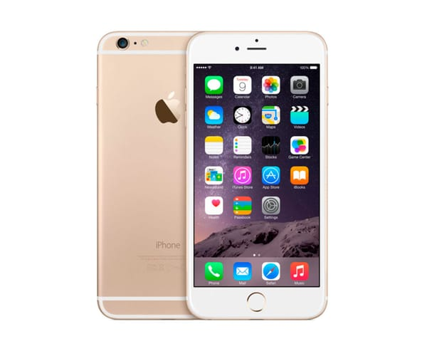 APPLE IPHONE 6 64GB DORADO REACONDICIONADO CPO MÓVIL 4G 4.7'' RETINA HD/2CORE/64GB/1GB RAM/8MP/1.2MP