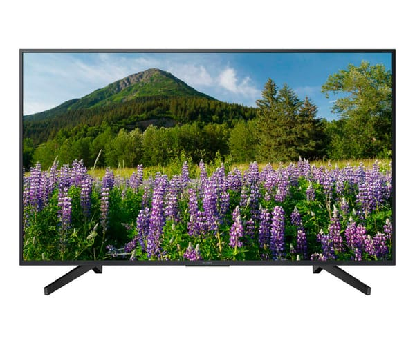 SONY KD-43XF7096 TELEVISOR 43'' LCD EDGE LED UHD 4K HDR 400Hz SMART TV WIFI LAN HDMI USB GRABADOR Y REPRODUCTOR MULTIMEDIA