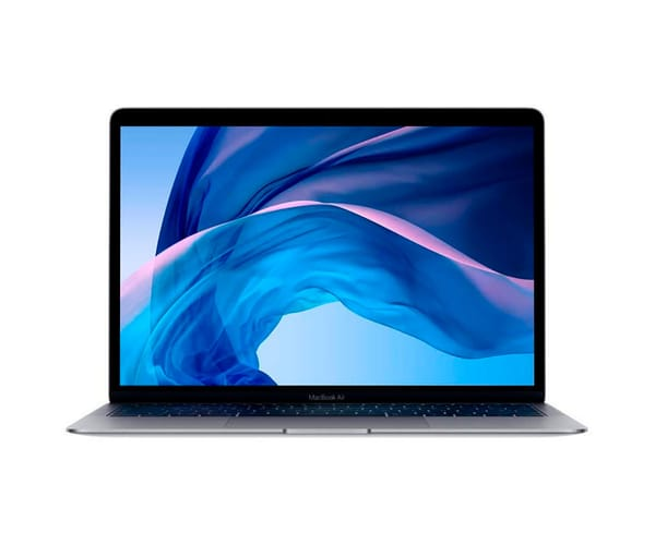 APPLE MACBOOK AIR GRIS ESPACIAL PORTÁTIL 13.3'' RETINA IPS QHD+/i5 1.6GHz/SSD 128GB/8GB RAM/macOS