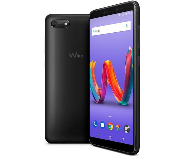 WIKO HARRY2 ANTRACITA MÓVIL 4G DUAL SIM 5.45'' IPS HD+/4CORE/16GB/2GB RAM/13MP/5MP