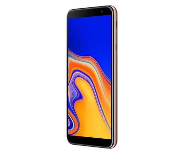 SAMSUNG GALAXY J4+ (2018) DORADO MÓVIL 4G DUAL SIM 6.0'' IPS HD+/4CORE/32GB/2GB RAM/13MP/5MP