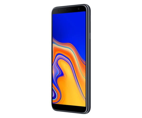 SAMSUNG GALAXY J4+ (2018) NEGRO MÓVIL 4G DUAL SIM 6.0'' IPS HD+/4CORE/32GB/2GB RAM/13MP/5MP