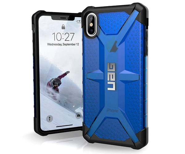 UAG PLASMA CARCASA APPLE IPHONE XS MAX RESISTENTE