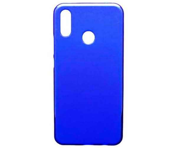 JC FUNDA SILICONA AZUL HUAWEI P SMART 2019 Y HONOR 10 LITE