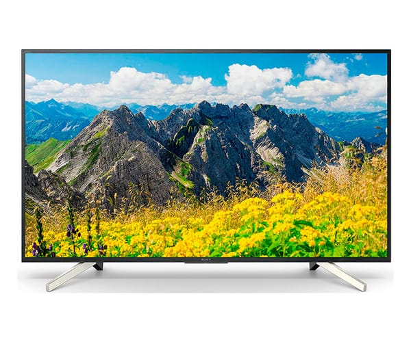 SONY KD-49XF7596 TELEVISOR 49'' LCD EDGE LED UHD 4K HDR 400Hz SMART TV ANDROID WIFI BLUETOOTH Z REAC.