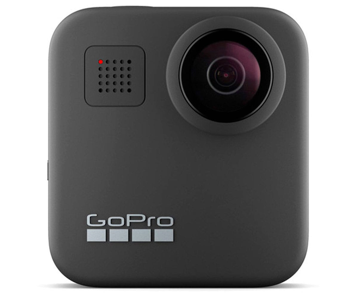 GO PRO MAX NEGRO CÁMARA DEPORTIVA 18MP UHD 6K30 TÁCTIL 360º HDR CONTROL POR VOZ