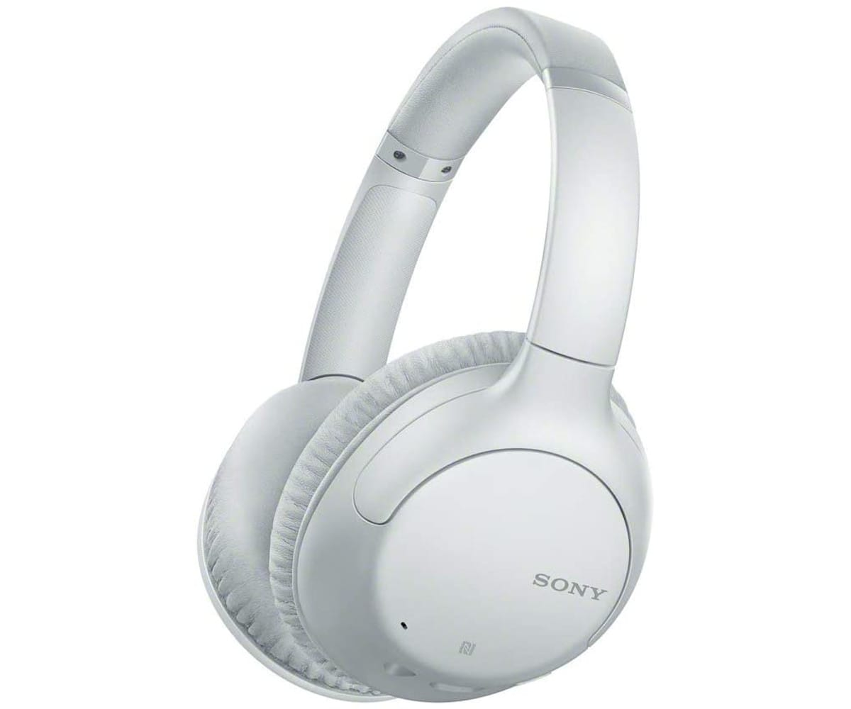 SONY WH-CH710N BLANCO AURICULARES INALÁMBRICOS CON NOISE CANCELLING