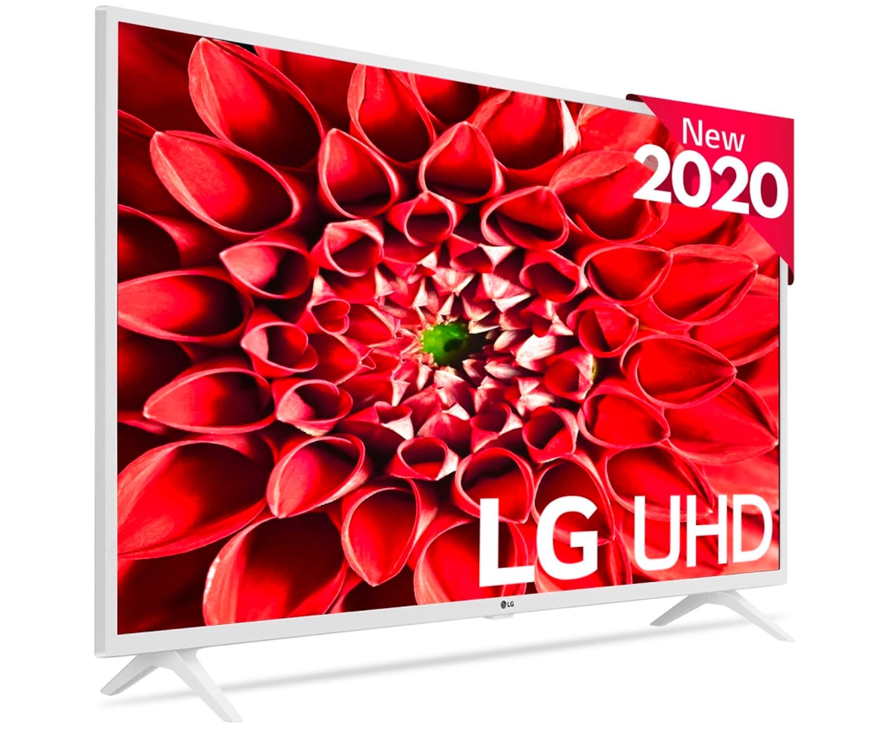 LG 49UN73906LE BLANCO TELEVISOR 49'' LCD LED 4K HDR SMART TV WEBOS 5.0 WIFI BLUETOOTH HDMI USB