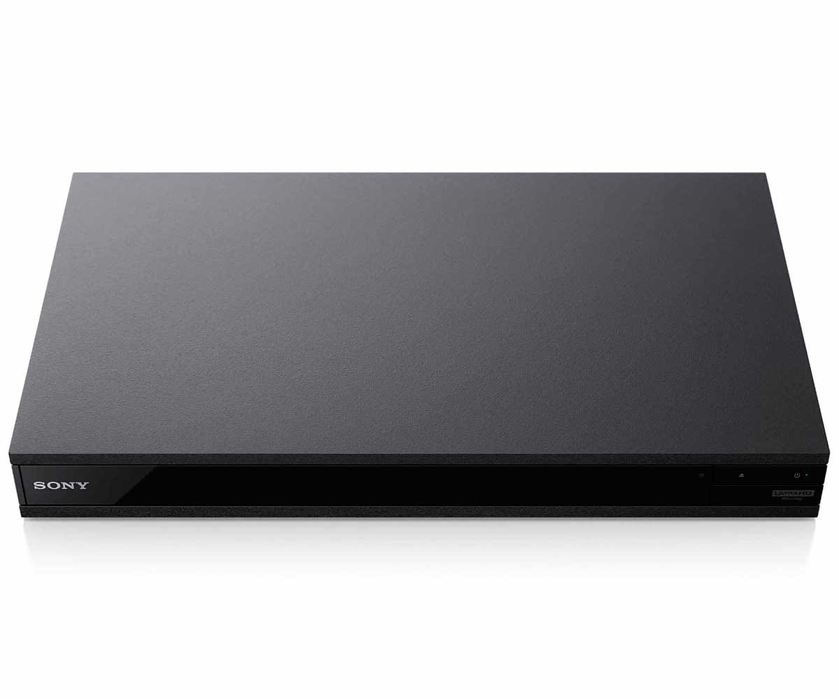 SONY UBP-X800 NEGRO REPRODUCTOR BLU-RAY 4K ULTRA HD HDR AUDIO DE ALTA RESOLUCIÓN DSEE HX