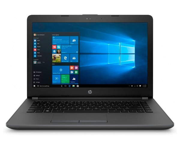 HP 240 G6 PORTÁTIL NEGRO 14'' LCD WLED HD READY/i5 3.1GHz/256GB/8GB RAM/W10 HOME