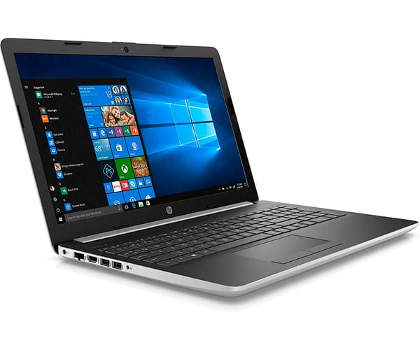 HP 15-DA00086NS PORTÁTIL PLATA 15.6'' LCD WLED HD READY/i7 1.8GHz/SSD 256GB/8GB RAM/W10 HOME/MX130 2GB