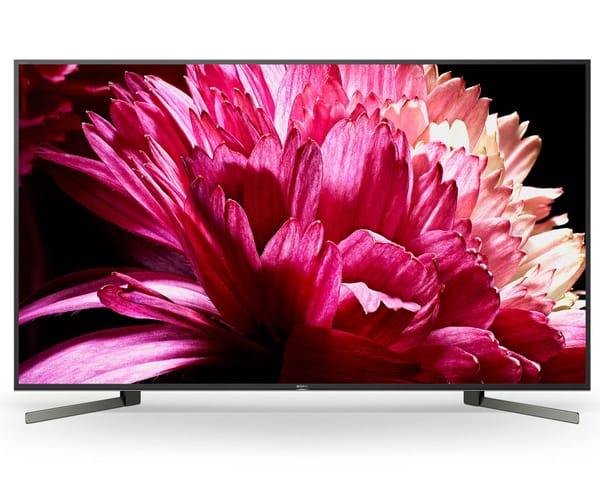SONY KD-65XG9505 TELEVISOR 65'' LCD LED GAMA COMPLETA UHD 4K HDR SMART TV ANDROID WIFI BLUETOOTH