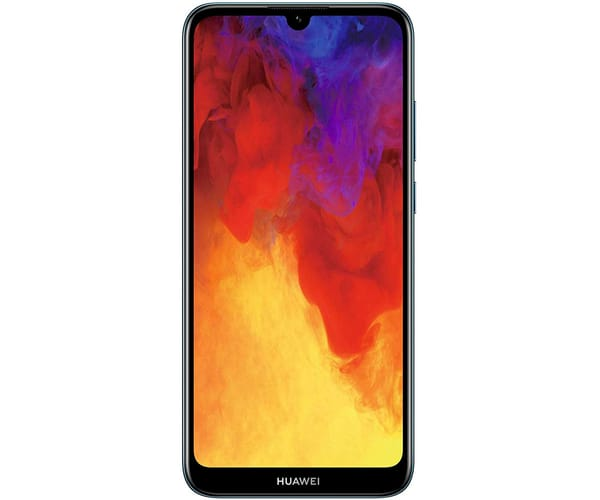 HUAWEI Y6 2019 AZUL MÓVIL 4G DUAL SIM 6.09'' IPS HD+/4CORE/32GB/2GB RAM/13MP/8MP