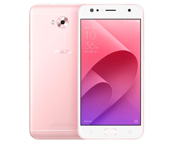 ASUS ZENFONE 4 SELFIE ROSA MÓVIL 4G DUAL SIM 5.5'' IPS HD/8CORE/64GB/4GB/16MP/20+8MP