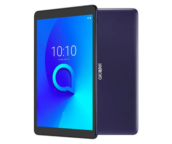 ALCATEL 1T 7 WIFI TABLET NEGRO AZULADO 7.0''/4CORE/8GB/1GB RAM/5MP/2MP