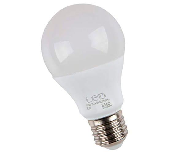 SUNMATIC A60 BOMBILLA LED CASQUILLO E27 10W 810 LUMENES LUZ CÁLIDA 2700K