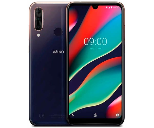 WIKO VIEW3 PRO NIGHTFALL MÓVIL 4G DUAL SIM 6.3'' IPS FHD+/8CORE/64GB/4GB RAM/12+5+13MP/16MP