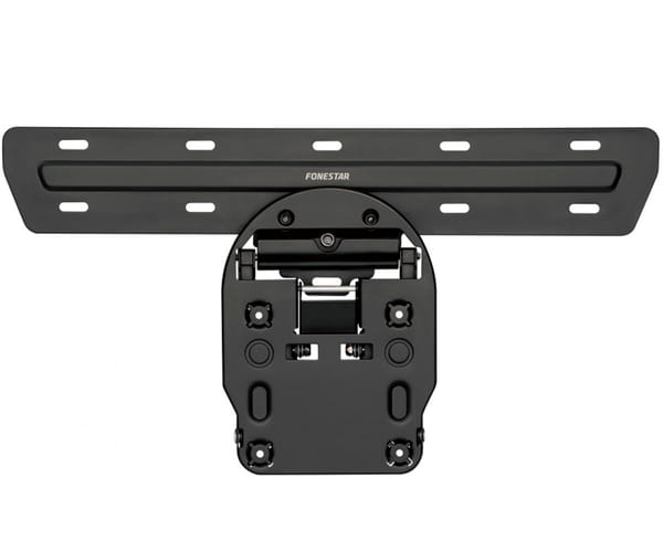 FONESTAR STV-621Q SOPORTE COMPATIBLE SAMSUNG QLED INCLINABLE DE PARED PARA TV DE 55'' A 65''
