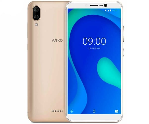 WIKO Y80 DORADO MÓVIL 4G DUAL SIM 5.99'' TFT HD+/8CORE/32GB/2GB RAM/13+2MP/5MP