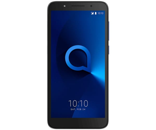 ALCATEL 1C AZUL MÓVIL 3G DUAL SIM 5.3'' FWVGA+/4CORE/16GB/1GB RAM/8MP/5MP