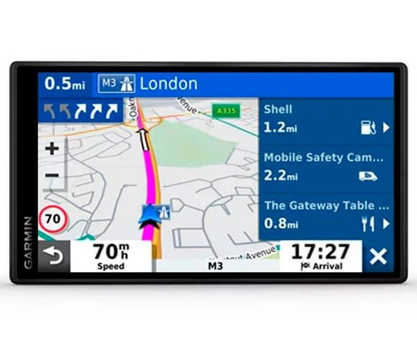 GARMIN DRIVESMART 55 FULL EU MT-S GPS CON MAPAS PREINSTALADOS DE EUROPA PANTALLA DE 5.5''