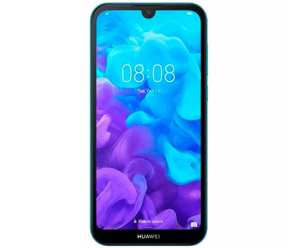 HUAWEI Y5 (2019) AZUL MÓVIL 4G DUAL SIM 5.71'' IPS HD+/4CORE/16GB/2GB RAM/13MP/5MP