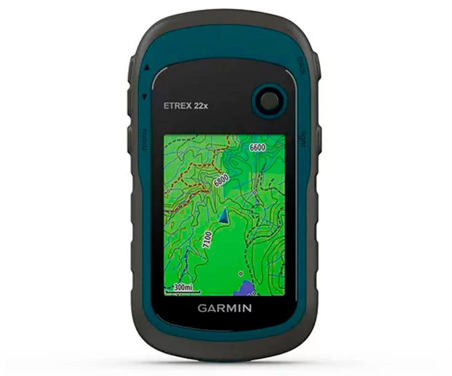 GARMIN ETREX 22X GPS IDEAL PARA TREKKING Y EXCURSIONISTAS