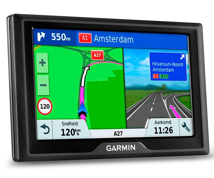 GARMIN DRIVE 5 FULL EU MT-S NAVEGADOR GPS CON MAPAS PREINSTALADOS DE EUROPA PANTALLA DE 5''