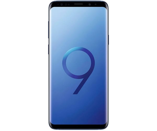 SAMSUNG GALAXY S9 PLUS AZUL CORAL REACONDICIONADO CPO MÓVIL DUAL SIM 4G 6.2'' SAMOLED QHD+/8CORE/64GB/6GB RAM/12MP/8MP
