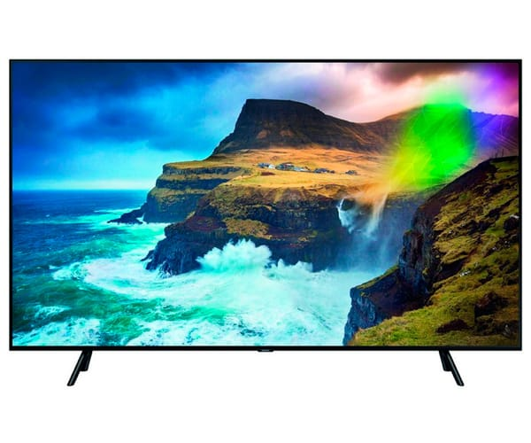 SAMSUNG QE65Q70RATXXH TELEVISOR 65'' QLED 4K 2019 DIRECT FULL ARRAY SMART TV WIFI BLUETOOTH AMBIENT MODE