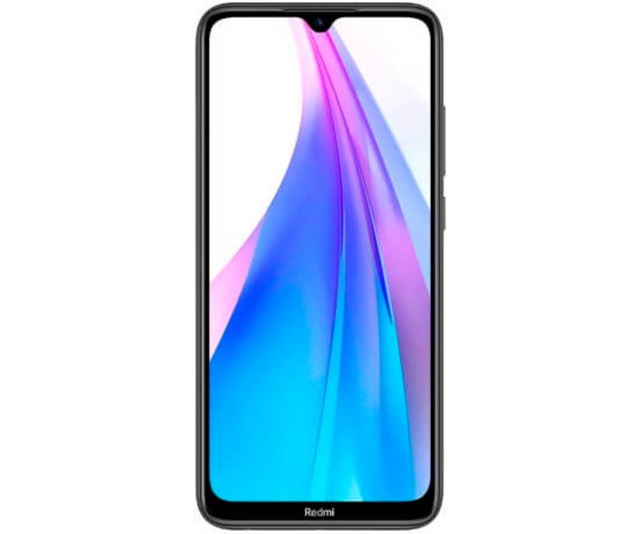 XIAOMI REDMI NOTE 8T GRIS MÓVIL 4G DUAL SIM 6.3'' FHD+ OCTACORE 64GB 4GB RAM QUADCAM 48MP SELFIES 13MP