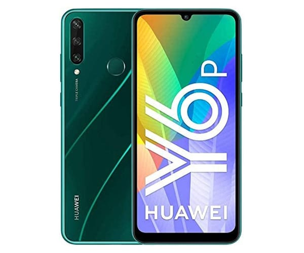 HUAWEI Y6P GREEN MÓVIL 4G DUAL SIM 6.3'' IPS HD+/8CORE/64GB/3GB RAM/13+5+2MP/8MP