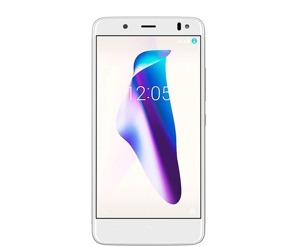 BQ AQUARIS V BLANCO MÓVIL 4G 5.2'' IPS HD/8CORE/16GB/2GB RAM/12MP/8MP