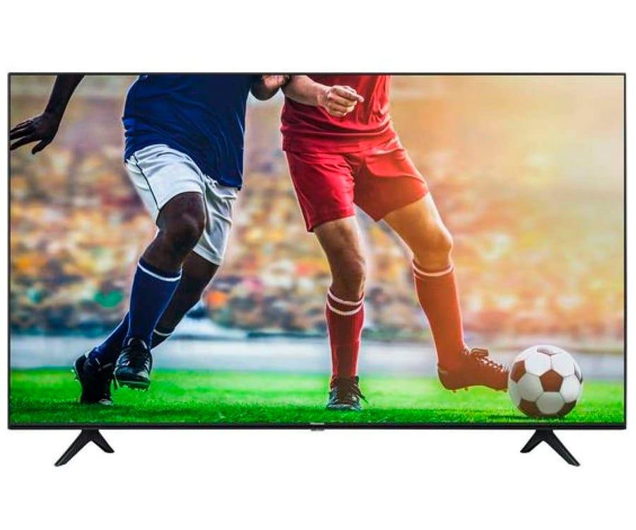 HISENSE H58A7100F TELEVISOR 58'' SMART TV LED 4K UHD HDR 1600PCI CI+ HDMI USB  BLUETOOTH