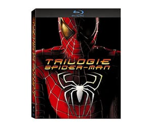 PACK TRILOGIA SPIDERMAN