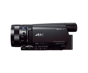 SONY VIDEOCÁMARA 4K  DE 14,2 MP Y ZOOM ÓPTICO DE 12x PANTALLA LCD DE 8,8 cm