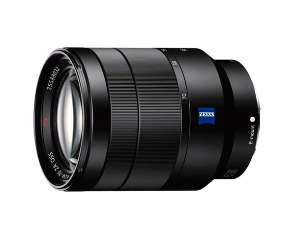 SONY SEL2470Z ZOOM 24-70mm ZEISS MONTURA TIPO E