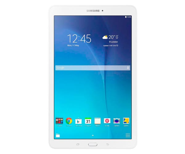 SAMSUNG SM-T561 GALAXY TAB E 3G TABLET 9.6''/8GB/1.5GB RAM/5MP BLANCA