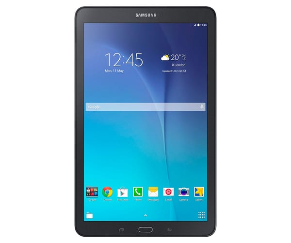 SAMSUNG SM-T561 GALAXY TAB E 3G TABLET 9.6''/8GB/1.5GB RAM/5MP NEGRA