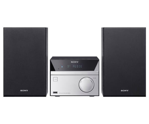 SONY CMTSBT20 SISTEMA HI-FI 12W CON RADIO FM, BLUETOOTH Y NFC