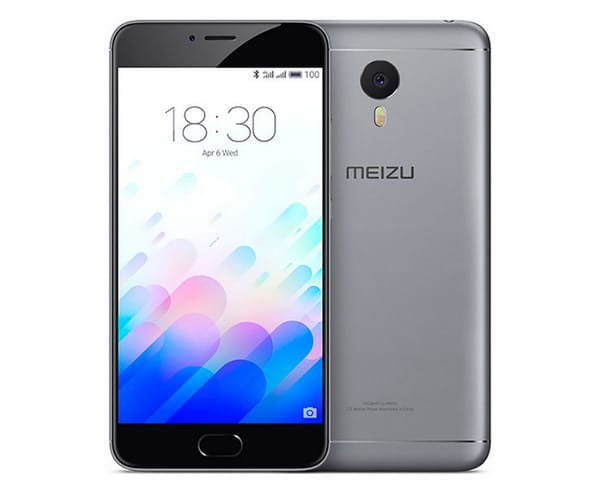 MEIZU M3 NOTE 16GB GRIS MÓVIL DUAL SIM 4G 5.5'' IPS/8CORE/16GB/2GB RAM/13MP/5MP