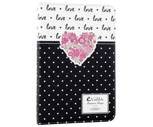 E-VITTA EVUS2PP031 URBAN TRENDY LOVE FUNDA TABLETS DE 7''
