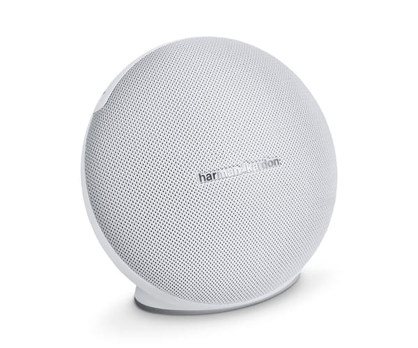 HARMAN KARDON ONYX MINI BLANCO ALTAVOZ PORTÁTIL INALÁMBRICO BLUETOOTH 16W RMS MICRÓFONO INTEGRADO