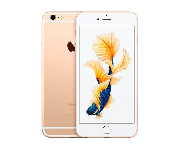 APPLE IPHONE 6S 16GB ORO REACONDICIONADO CPO MÓVIL 4G 4.7'' RETINA HD/2CORE/16GB/2GB RAM/12MP/5MP
