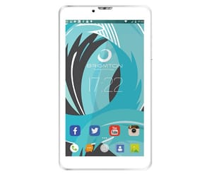 BRIGMTON BTPC-PH6 7QUAD BLANCO TABLET 3G DUAL SIM 7'' IPS HD/4CORE/8GB/1GB RAM/2MP/0.3MP