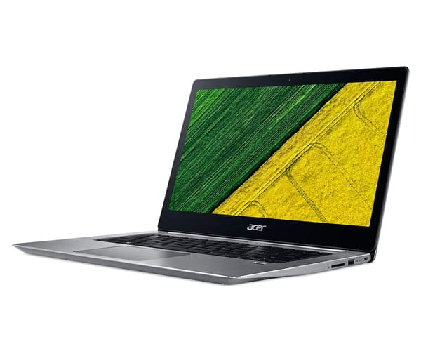 ACER SWIFT 3 SF314-52-55C PLATA PORTÁTIL 14'' IPS FHD/i5 2.50GHz/SSD 256GB/8GB RAM/W10 HOME